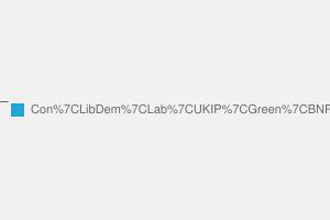 2010 General Election result in Totnes